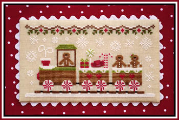 Clearance35-CCN-GingerbreadVillageSet