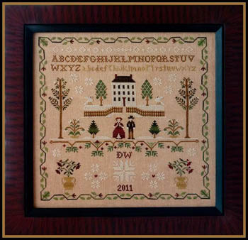 Clearance619-LHN-New England winter Sampler