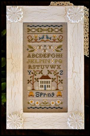 Clearance609-LHN-Spring Band Sampler